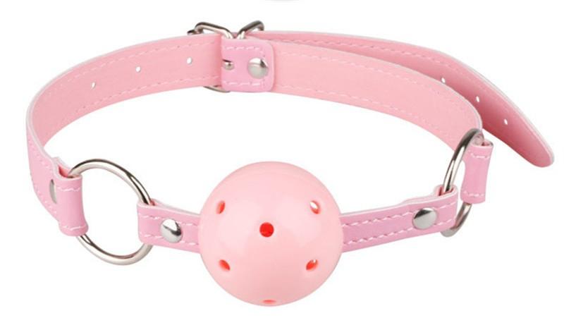 Roubík - kulička - koženkový - růžový