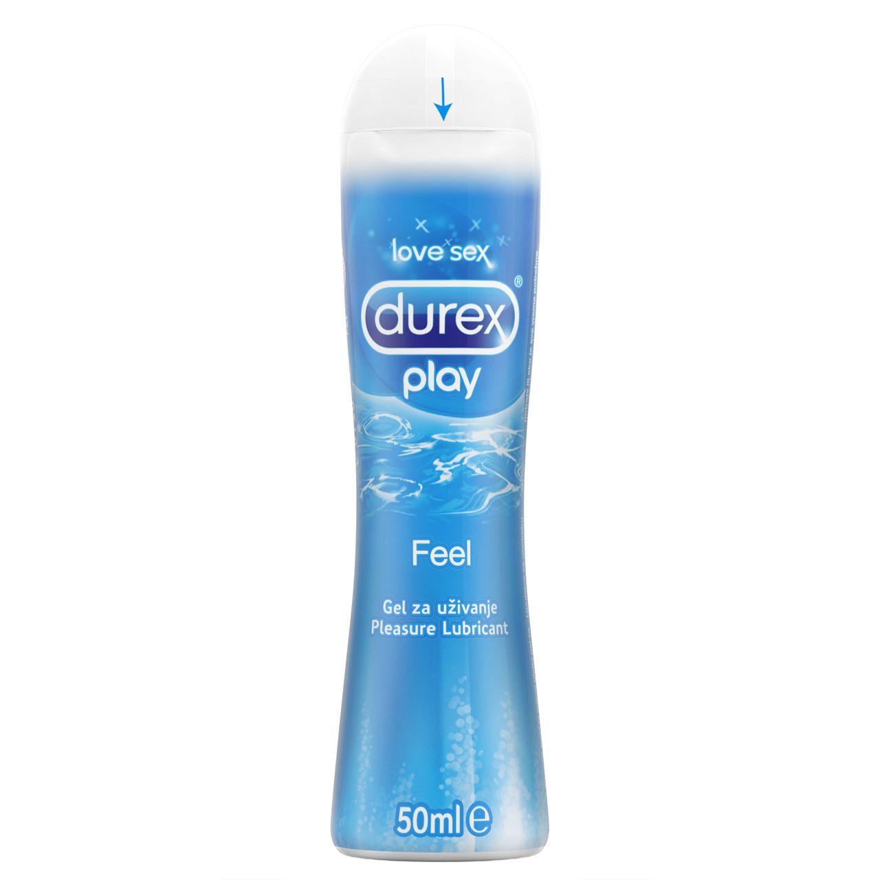 DUREX Lubrikační gel Play Feel 50 ml